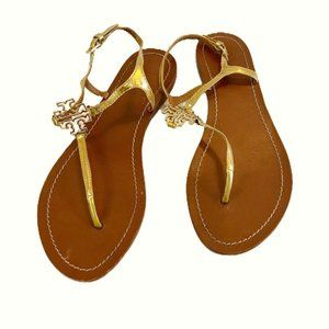 Tory Burch Melinda Logo Womens Sandals